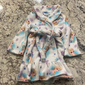 Girls Disney Frozen Robe